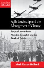 Churchill Agile Project Manager book