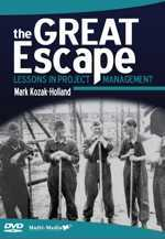 Great Escape DVD