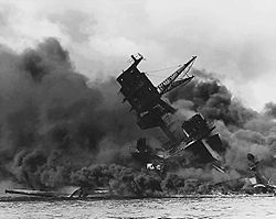 USS Arizona_Pearl Harbor