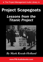 Project scapegoats