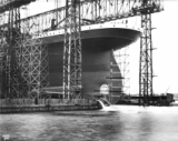 Titanic  Project - Construction - Stern