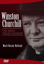 Churchill Agile Project Manager dvd
