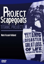 Project scapegoats DVD