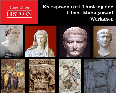 Workshop - Entrepreneurial Thinking and Client Management