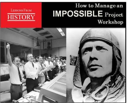 Workshop - Manage an IMPOSSIBLE Project