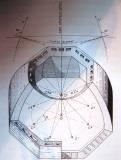 Construction of Dome of Florence Cathedral